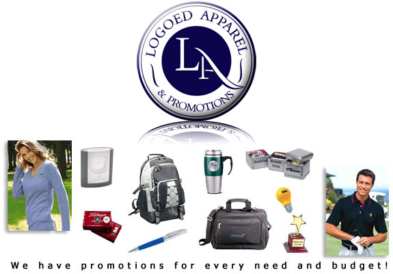 Logoed Apparel & Promotions
